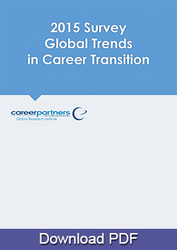 2015 Survey Global Trends in Career Transition